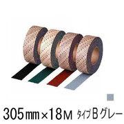3M セーフティ・ウォーク すべり止めテープ タイプB エキストラ 幅305mmX長さ18m グレー