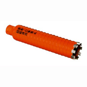ミヤナガ 乾式ドライモンドコアドリル カッターのみ 刃先径125mm 有効長150mm PCD125C