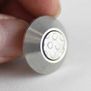点字鋲 丸 25個組 ステンレスノンスリップ JIS300角セット